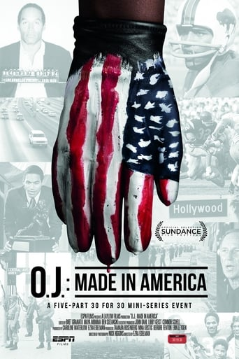 O.J. Made in America 1ª Temporada - Poster