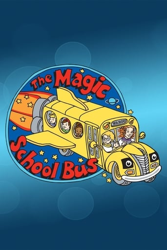 Capitulos de: The Magic School Bus