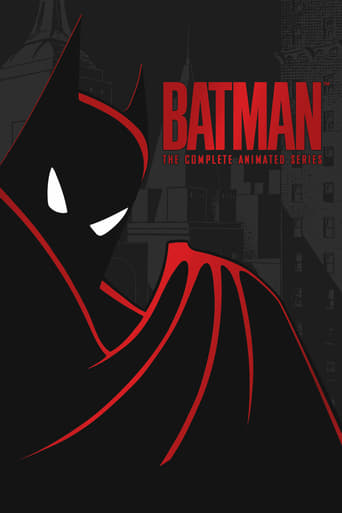 Poster of Batman: La serie animada