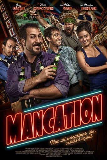 Poster of Mancation