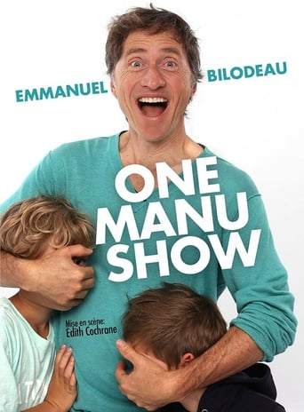 Watch Emmanuel Bilodeau: One Manu Show Free Movie Online