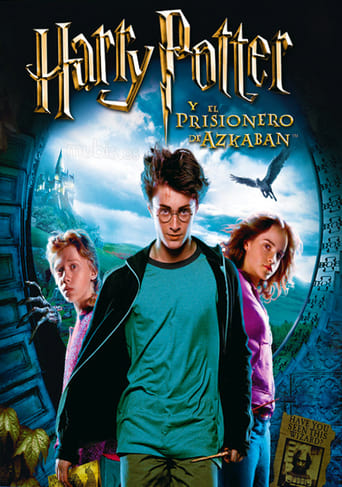 Poster of Harry Potter y el prisionero de Azkaban