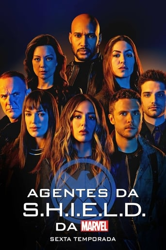Agentes da S.H.I.E.L.D. da Marvel 6ª Temporada - Poster