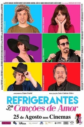 Poster of Refrigerantes e Canções de Amor