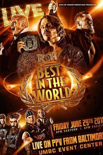 Poster of ROH Best In The World 2018