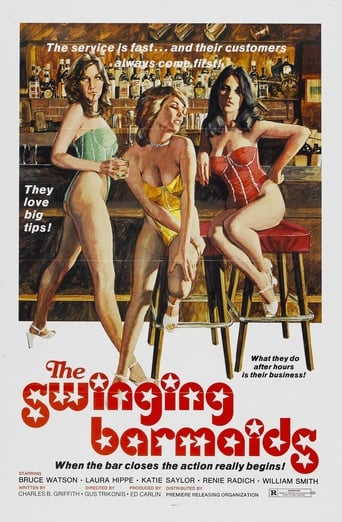 Poster of The Swinging Barmaids
