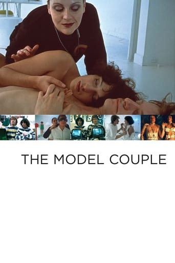 Poster of The Model Couple