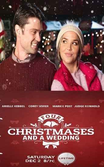 Poster of Four Christmases and a Wedding
