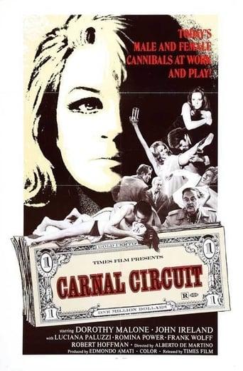 Poster of Carnal Circuit
