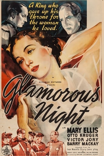 Poster of Glamorous Night