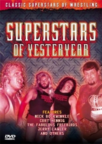 Poster of Superstars of Yesteryear