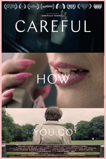 Poster of Careful How You Go