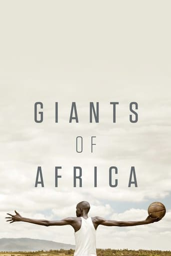 Giants of Africa poster