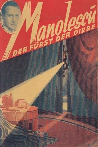 Poster of Manolescu, der Fürst der Diebe