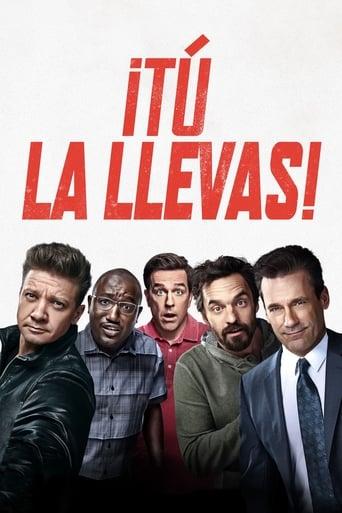 Poster of ¡Tú la llevas!