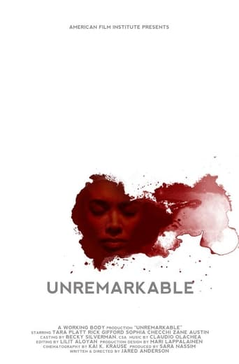 Poster of Unremarkable