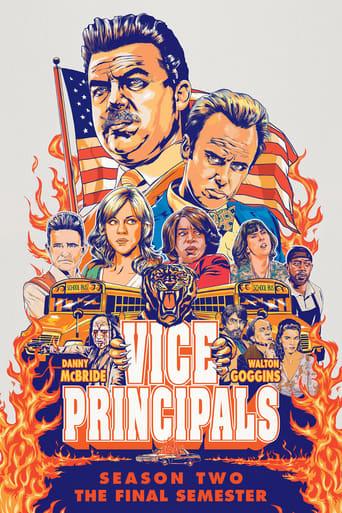 Vice Principals 2ª Temporada - Poster