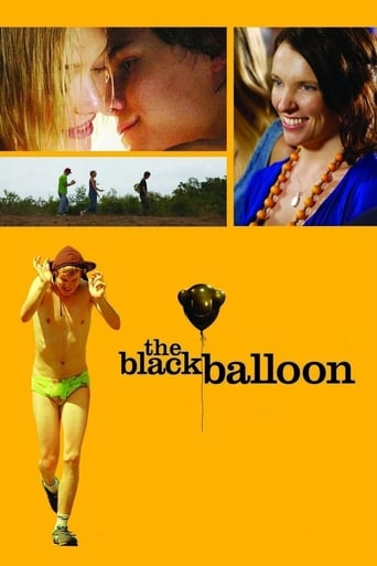 Poster of The Black Balloon