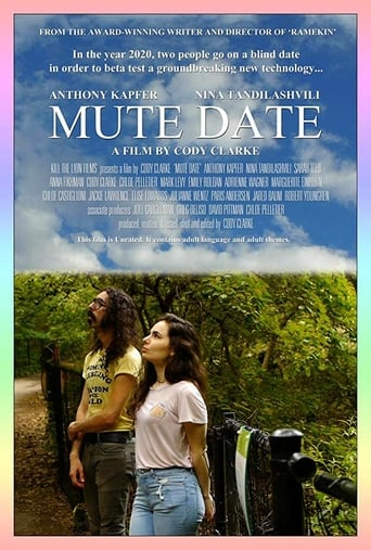 Mute Date Poster