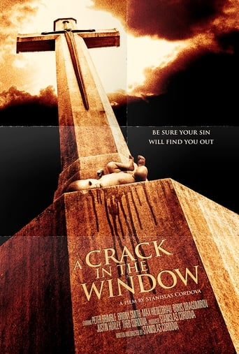 A crack in the window