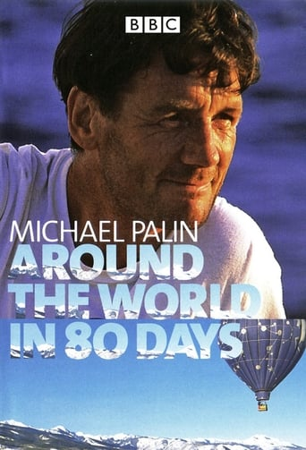 Poster of Michael Palin: Around the World in 80 Days