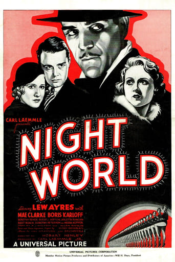 Poster of Night World