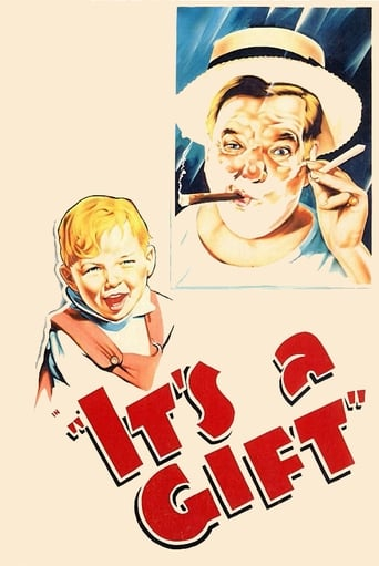 Poster of It's a Gift