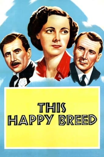 Poster of This Happy Breed
