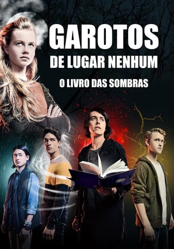 Nowhere Boys: The Book of Shadows - Poster