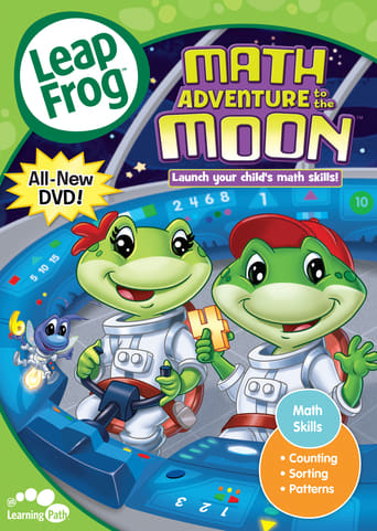 LeapFrog: Math Adventure to the Moon image