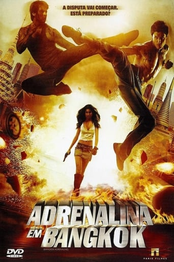 Poster of Adrenalina em Bangkok