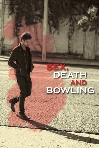 Poster of Sex, Death and Bowling