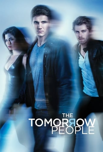 Poster of The Tomorrow People