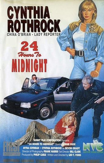 Poster of 24 Hours to Midnight