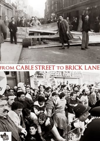 From Cable Street to Brick Lane