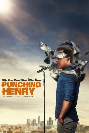 Poster of Punching Henry