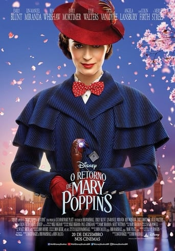 Poster of O Retorno de Mary Poppins