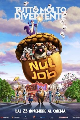 Cartoni animati Nut Job - Tutto molto divertente - The Nut Job 2: Nutty by Nature