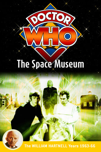 Poster of Doctor Who: The Space Museum