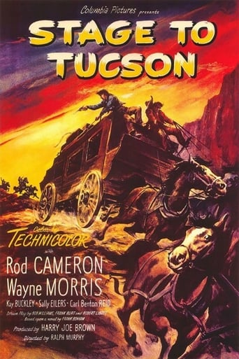 Poster of Stage to Tucson