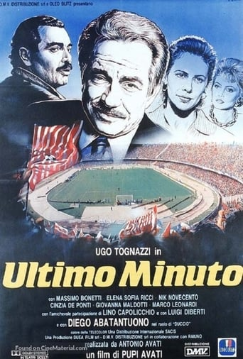 Poster of The Last Minute