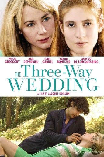 The Three-way Wedding Movie Poster