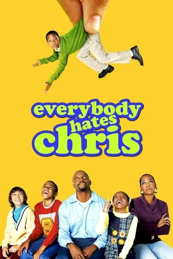 Poster of Everybody Hates Chris
