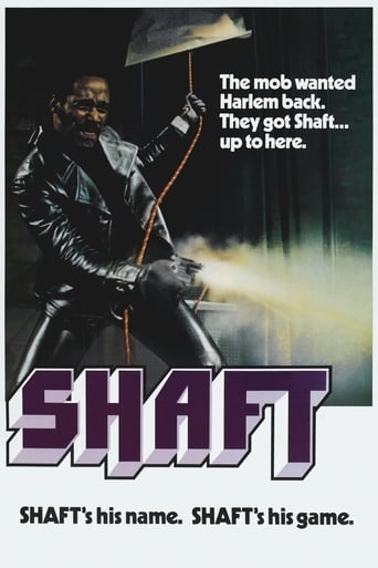 Poster of Shaft