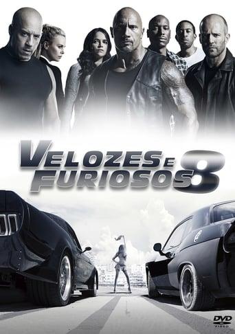 Poster of Velozes e Furiosos 8