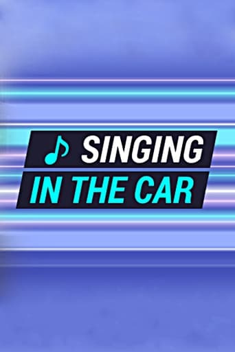 Poster of Singing in the Car