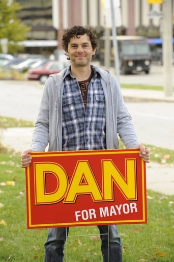 Poster of Dan for Mayor