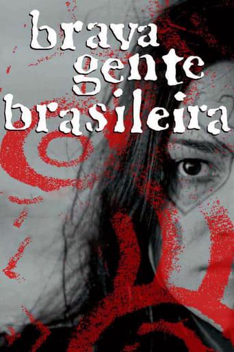 Brava Gente Brasileira - Poster