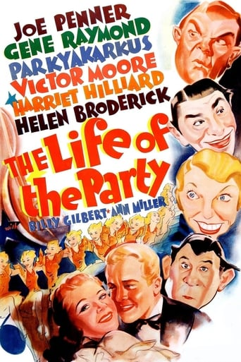 Poster of The Life of the Party