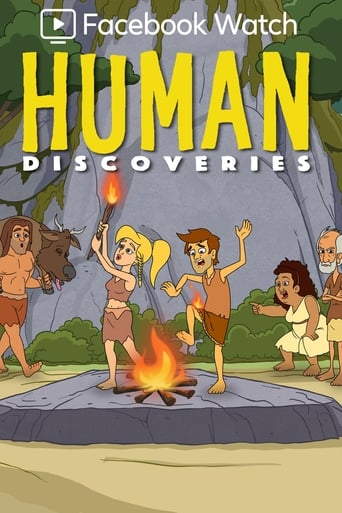 Poster of Human Discoveries